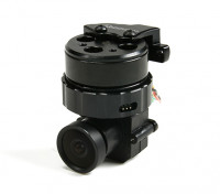 Quanum Single Axis Gimbal met Camera