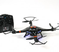 Cheerson CX-32C 2.4GHz Quadcopter w / 2 megapixel HD-camera en Mode schakelbare Transmitter (RTF)