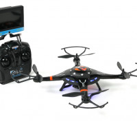 Cheerson CX-32S 2,4 GHz Quad w / 2 megapixel HD-camera FPV Screen Mode schakelbare zender RTF