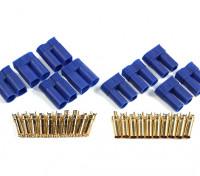 EC5 Mannelijke en vrouwelijke A-aansluitingen (5sets / bag)