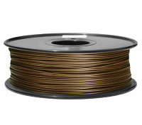 HobbyKing 3D-printer Filament 1.75mm Metalen Composite 0,5 kg Spool (koperen)