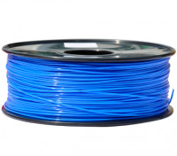 HobbyKing 3D-printer Filament 1.75mm PLA 1KG Spool (Bright Blue)