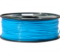 HobbyKing 3D-printer Filament 1.75mm PLA 1KG Spool (Aqua)