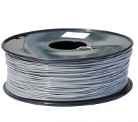 HobbyKing 3D-printer Filament 1.75mm PLA 1KG Spool (grijs)
