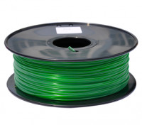 HobbyKing 3D-printer Filament 1.75mm PLA 1KG Spool (Green Grass)