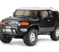 Tamiya 1/10 schaal Toyota FJ Cruiser Black Special Edition (CC-01 Chassis) 58.620