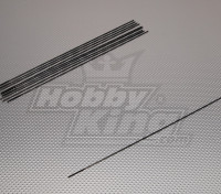 Metal Push Rods M2.2xL300 (10st / set)