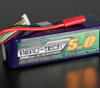 Turnigy nano-tech 5000mAh 6S 35 Pack Lipo ~ 70C