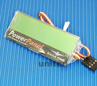 MicroPower PowerPanel LCD-scherm