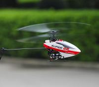Walkera Super CP Flybarless Micro 3D Helicopter w / Devo 7E - Mode 2 (RTF)