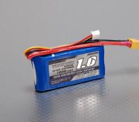 Pack Turnigy 1000mAh 2S 30C Lipo