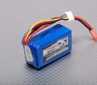 Pack Turnigy 800mAh 3S 20C Lipo (E-flight Compatible EFLB0995)