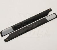 288mm TIG Carbon Fiber Main Blades