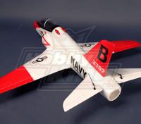 BAE Hawk - Red Arrow 70mm EDF 990mm Jet kit - Wit (EPO)