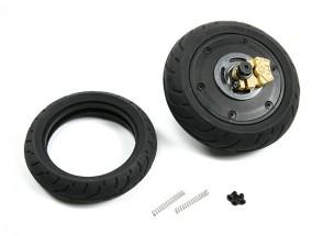 BSR 1000R onderdeel - Rear Wheel Unit met Gyro