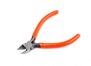 Precision Side Cutters 115mm w/ Plastic Dipped Handles