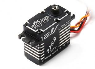 JX CLS-12V7337 High Voltage High Speed Coreless Metal Gear Servo 37.5kg/0.08sec/73g