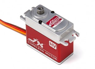 JX PDI-HV7215MG High Voltage High Speed Coreless Metal Gear Servo 15.83kg/0.095sec/72g