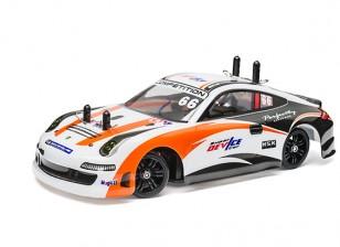 Turnigy TZ4 AWD 1/28 Micro Touring Car V3 Drift Edition