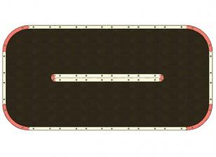Mini-Q Indoor Car Racetrack (32 Tile)