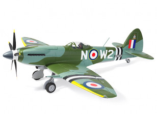 "Durafly™ Supermarine Spitfire Mk24 V2 with Retracts/Flaps/Nav Lights ESC 1100mm (43"") (PNF)"