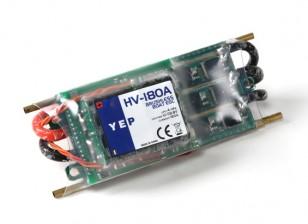 Hobbyking YEP 180A HV (4 ~ 14S) Marine Brushless Speed Controller (Opto)