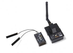 FrSky XJT 2.4Ghz Combo Pack voor JR w / Telemetrie Module & X8R 8 / 16CH S.BUS ACCST Telemetry Receiver