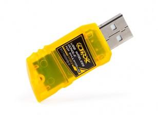 DSMx / DSM2 protocol USB-dongle