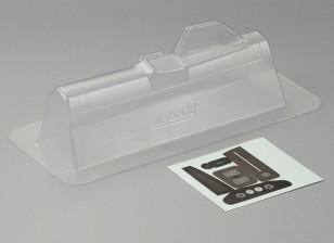 MatrixLine Polycarbonaat Dashboard (RH) voor 1/10 Touring Bodies