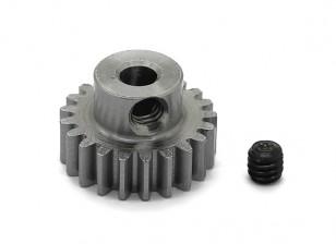 Robinson Racing Steel Pinion Gear 48 Pitch Metric (0,6 Module) 21T