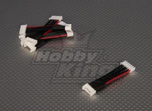 Male JST-XH <-> Female Thunderpower 5S 5cm (5pcs / bag)
