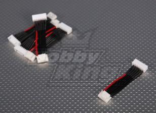 Female JST-XH <-> Male Thunderpower 5S 5cm (5pcs / bag)