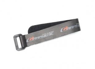 Grafeen Velcro Battery Strap 200mm
