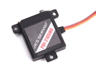 KS-Servo PDI-2105MG Slim Wing HV / BB / DS / MG Servo 5,8 kg / 0.13sec / 21g
