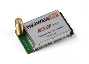 1G3 8-kanaals RX module