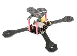 EMAX Nighthawk-X5 Frame w / Integrated VOB