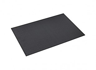Carbon Fiber Sheet 300 x 200 x 2 mm