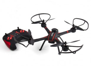 2.4G 4-AXIS DRONE (MET CAMERA: 1280 * 720, WIFI FPV Altitude hold)