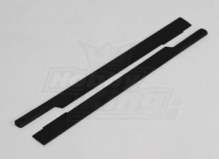 450 Klasse Plastic Main Blade (1 paar)