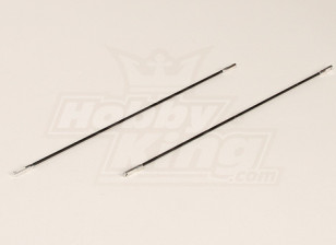 GT450PRO CF Tail Ondersteuning Rod