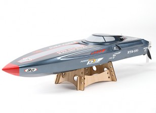 NTN-600 borstelloze V-Hull R / C Boat (675mm) Plug-n-Drive