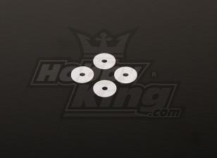 Blade Holder Spacer 1mm (4 stuks / zak)