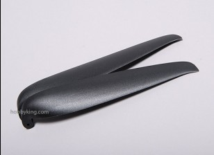 TGS Precision Folding Propeller 13x6.5 Black (1 st)