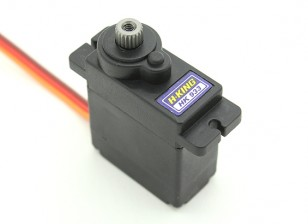 HobbyKing ™ HK-933MG Digital MG Servo 2.0kg / 0.10sec / 12g