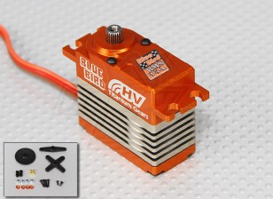 BMS-35A High Voltage (7.4V) Coreless Digital Servo w / Titanium Alloy Gear 35.5kg / .14sec / 74g