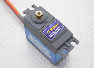 HobbyKing ™ HK15298 High Voltage Coreless Digital Servo MG / BB 15kg / 0.11sec / 66g
