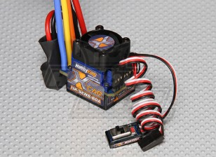 HobbyKing® ™ 60A Sensored / Sensorless Car ESC (1: 10/1: 12)
