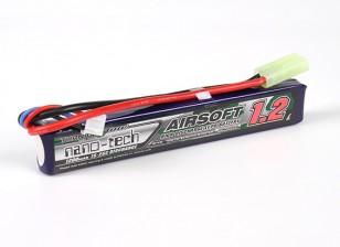 Turnigy nano-tech 1200mAh 2S 15 ~ 25C Lipo AIRSOFT Pack