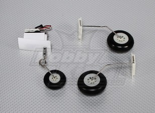 Stinger 64 EDF Optioneel Landing Gear Set (met Servo)