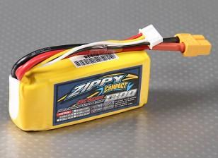 Pack ZIPPY Compact 1300mAh 3S 25C Lipo